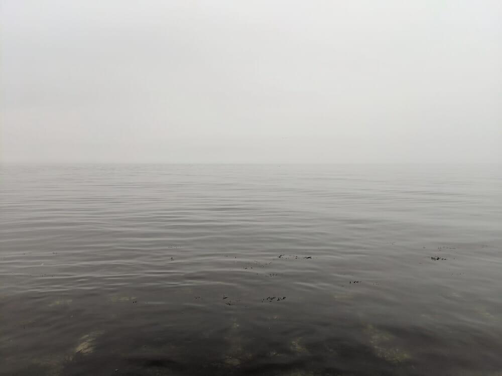 令和元年5月1日朝の有磯海